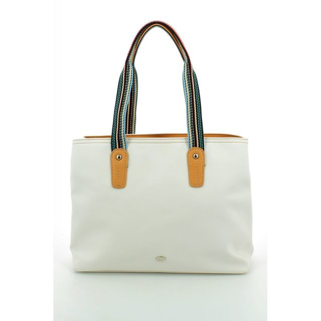 David Jones Nv002 Handles 5002-60 White handbag