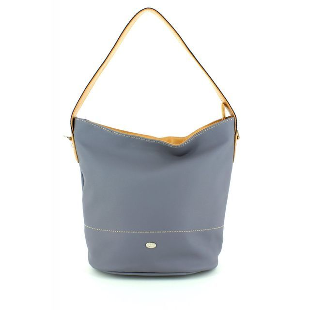David Jones Nv003 Slouchy 5003-70 Denim blue handbag