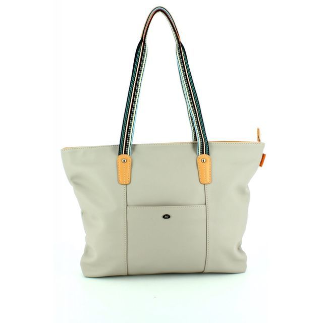 David Jones Handbag - Grey - 5004/00 NV004  SHOPPER