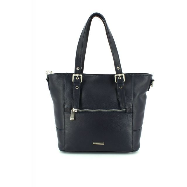 David Jones Small Hobo 0837-70 Navy handbag
