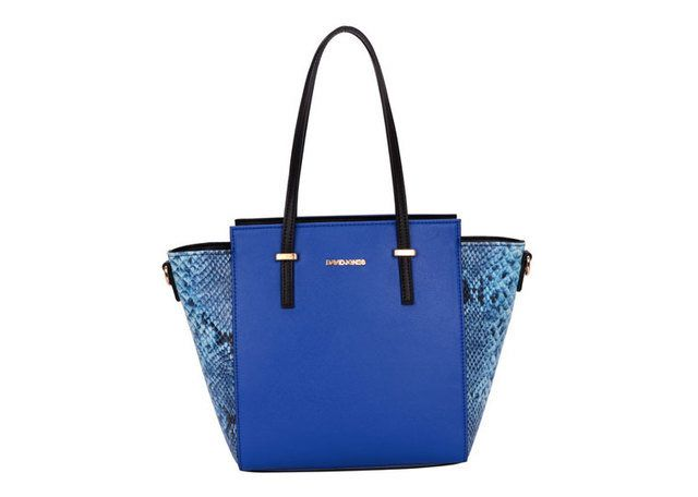 David Jones Snkho 5016-23 Blue multi bags