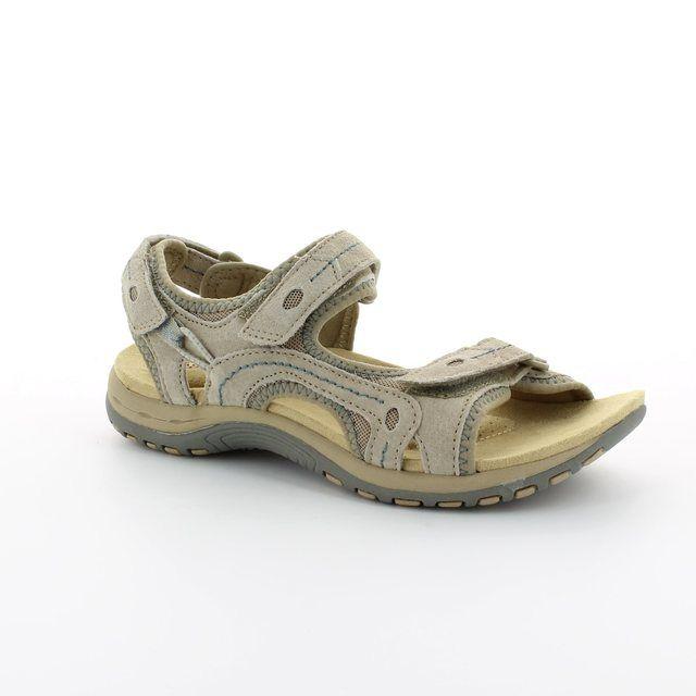 Earth Spirit Arlington 2 00185-19 Khaki green sandals