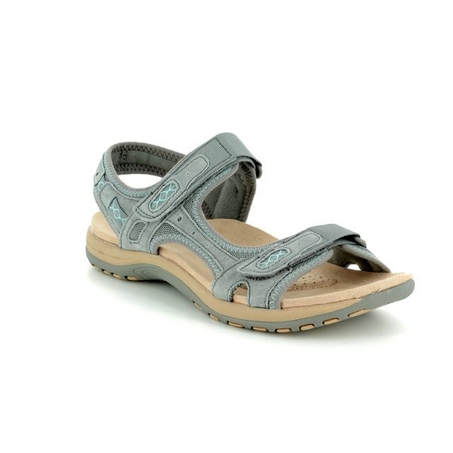 Earth Spirit Frisco 28091-00 Grey multi Walking Sandals