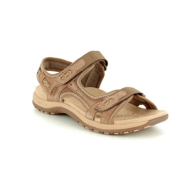 Earth Spirit Walking Sandals - Taupe - 28092/10 FRISCO