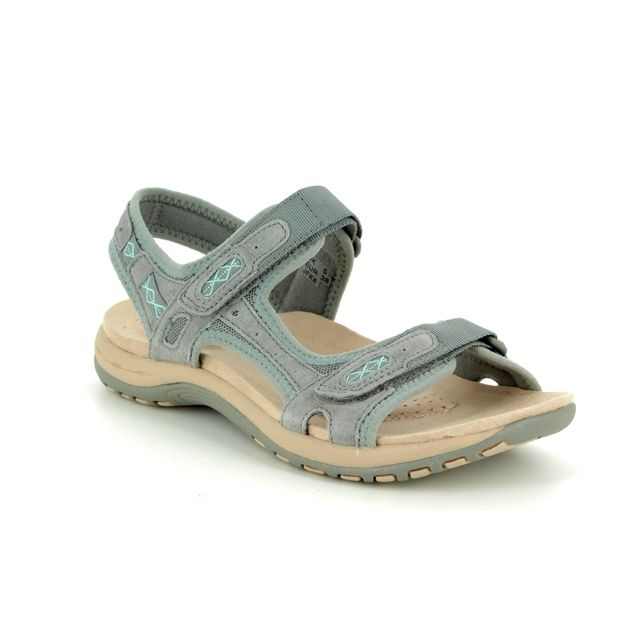 8ec1bbefd9c Earth Spirit Frisco 30231-00 Grey multi Walking Sandals