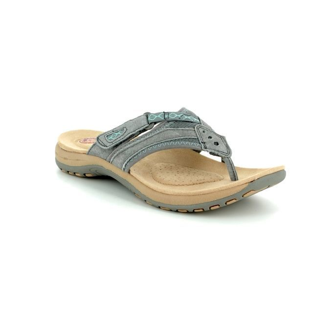 Earth Spirit Sandals - Grey multi - 28081/00 JULIET