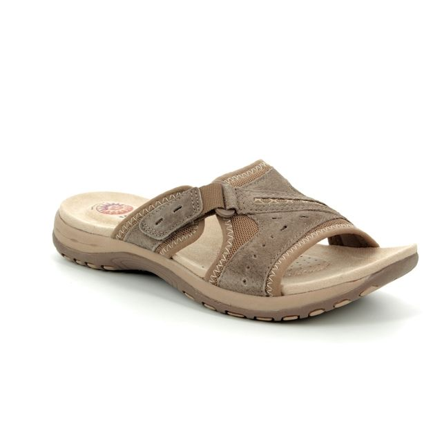 Earth Spirit Slide Sandals - Taupe - 30229/20 LAKEWOOD