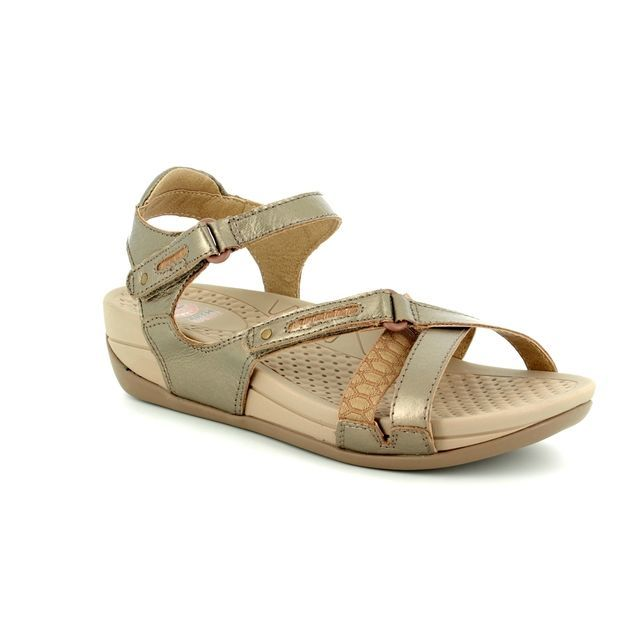 Earth Spirit Sandals - Platinum - 28046/20 PITTSBURGH