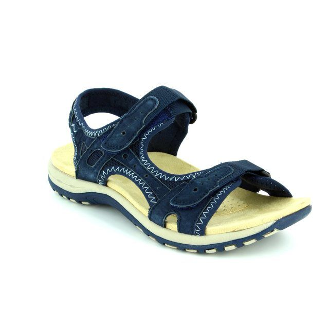 Earth Spirit Tyler 24123-70 Navy sandals