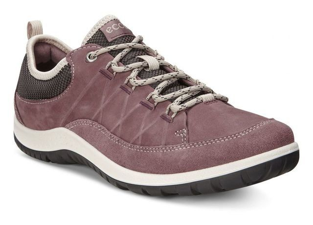ECCO Walking Shoes - Pink - 838503/53806 ASPINA