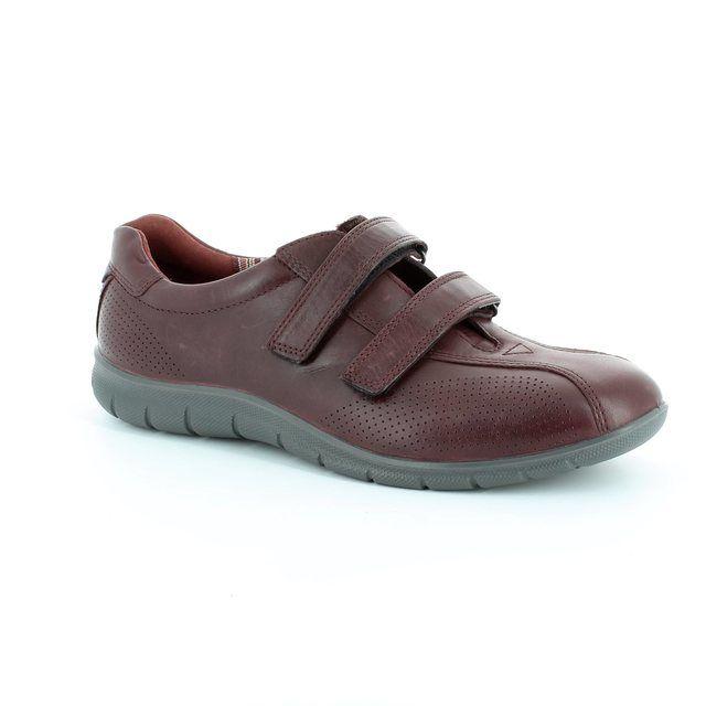 ECCO Babe Blast 210233-01070 Wine lacing shoes