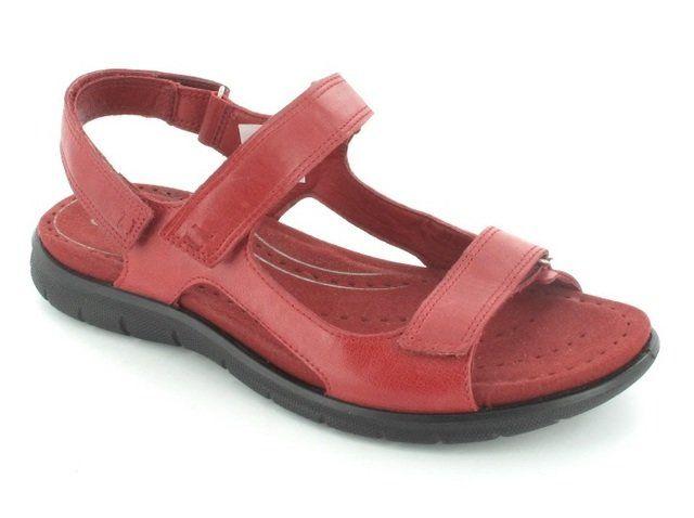 ECCO Babe Melan 214023-01065 Red sandals