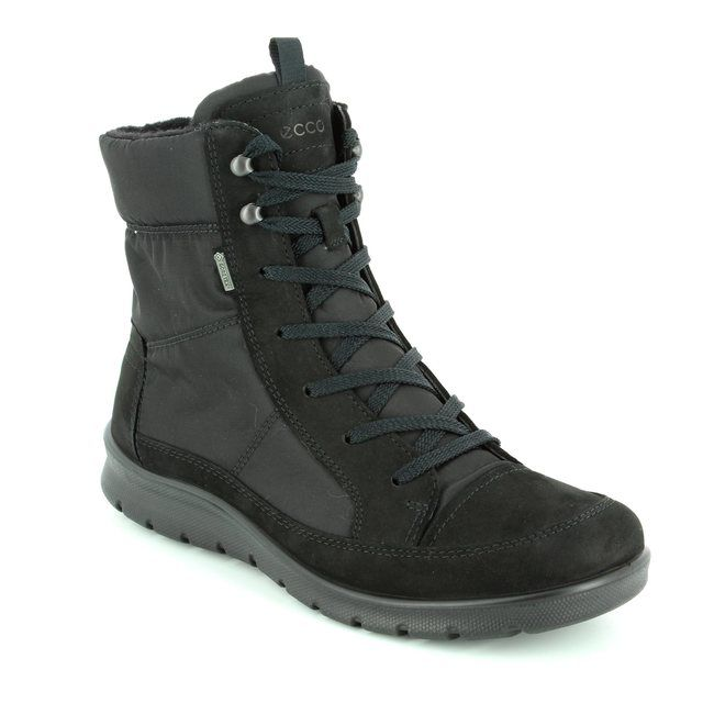 ECCO Ankle Boots - Black - 215553/02001 BABETT BOOT GORE-TEX