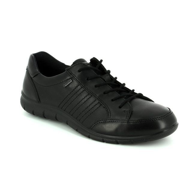 ECCO Lacing Shoes - Black - 210353/01001 BABETT GORE-TEX