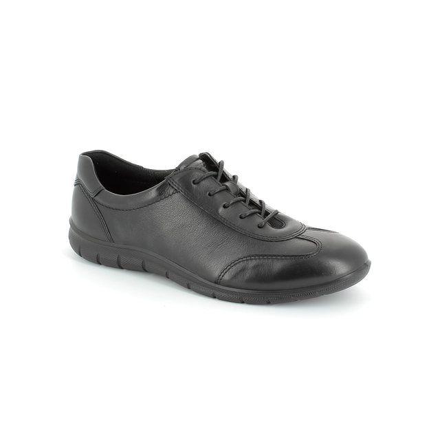 ECCO Babett Lace 210363-01001 Black lacing shoes