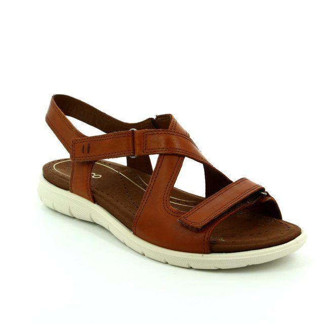 ECCO Babett Sandal 214093-01195 Tan sandals