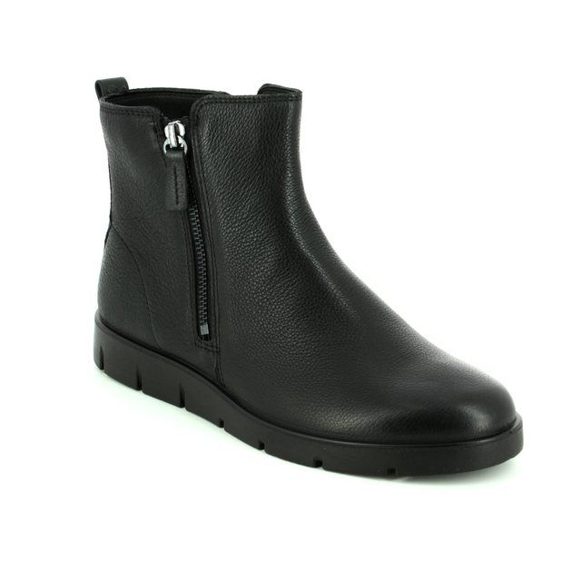 ECCO Ankle Boots - Black - 282013/01001 BELLA
