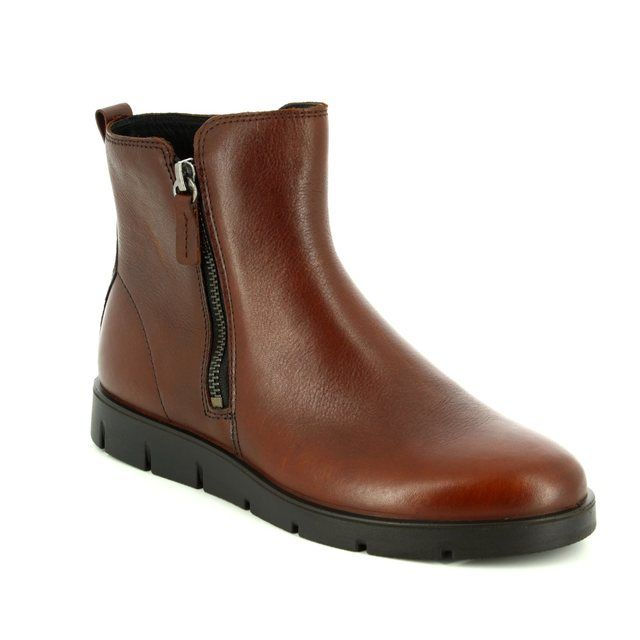 ECCO Ankle Boots - Tan - 282013/01053 BELLA