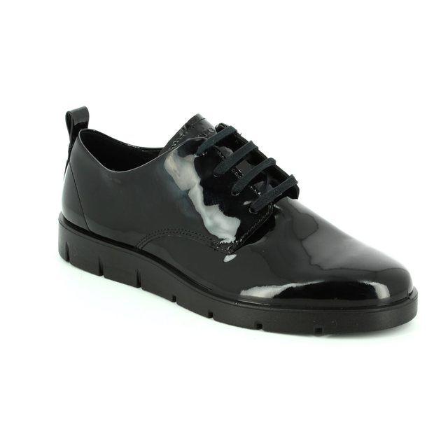 ECCO Lacing Shoes - Black - 282043/04001 BELLA