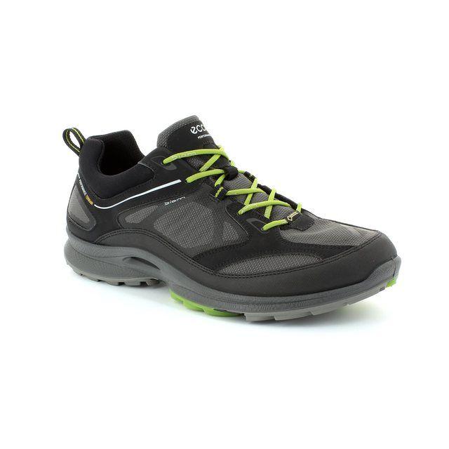 ECCO Biom Gore Ultr 840014-58936 Black multi casual shoes