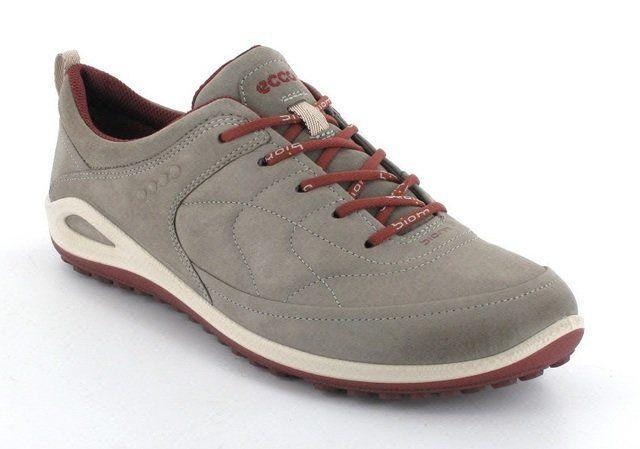 ECCO Biom Grip 831603-58721 Taupe multi lacing shoes