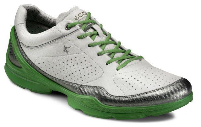 ECCO Biom Racer 802504-58068 White formal shoes