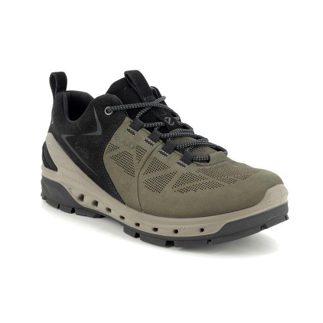 ECCO Casual Shoes - Brown nubuck - 854674/50609 BIOM VENTURE GORE