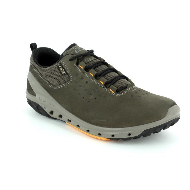ECCO Biom Venture Mens 820724-55894 Taupe casual shoes