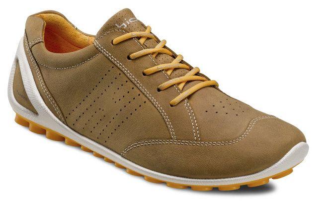 ECCO Biom Zero 1.1 830114-2123 Tan formal shoes