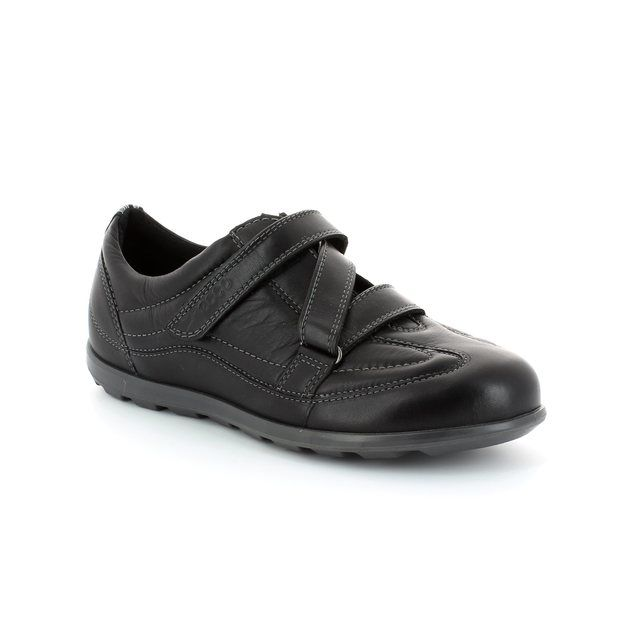 ECCO Caylavel 239563-01001 Black comfort shoes