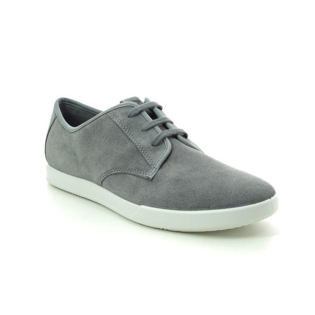 ECCO Fashion Shoes - Grey-suede - 536324/52997 COLLIN 2.0 01
