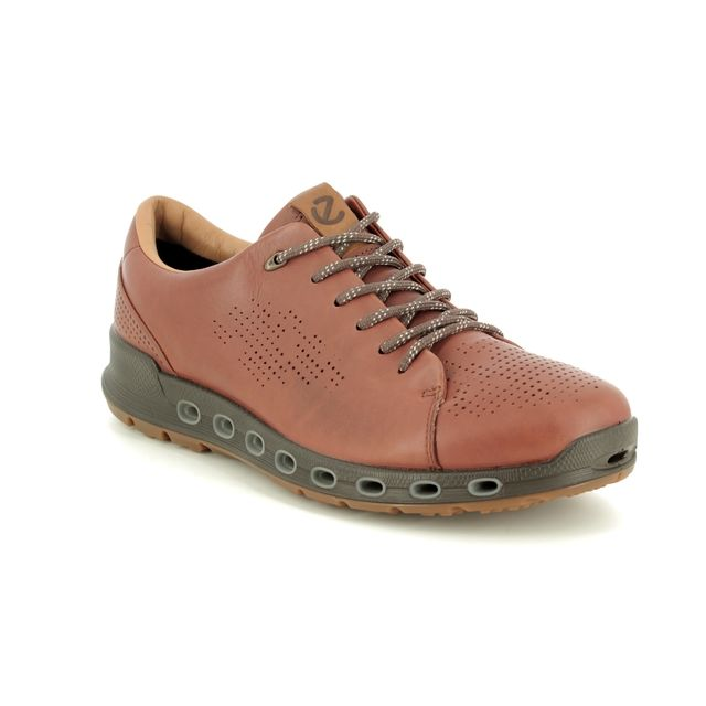 ECCO Cool 2.0 Gore-tex Surround 842584-01014 Tan Leather casual shoes