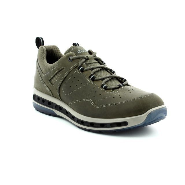 ECCO Casual Shoes - Olive - 833204/02543 COOL WALK Gore-Tex