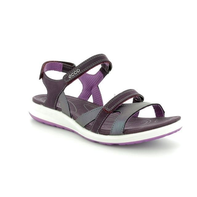 ECCO Walking Sandals - Purple - 821833/50856 CRUISE II