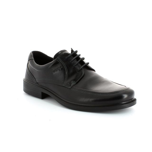 ECCO Curved Dublin 622534-01001 Black formal shoes