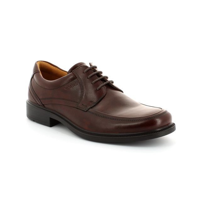 ECCO Curved Dublin 622534-01060 Rust tan formal shoes