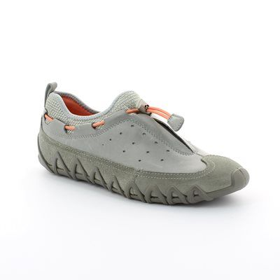 ECCO Daytab 235643-59010 Light Grey comfort shoes