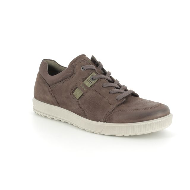 ECCO Trainers - Brown nubuck - 534314/02072 ENNIO