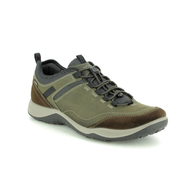 ECCO Casual Shoes - KHAK - 839014/55894 ESPINHO GORE