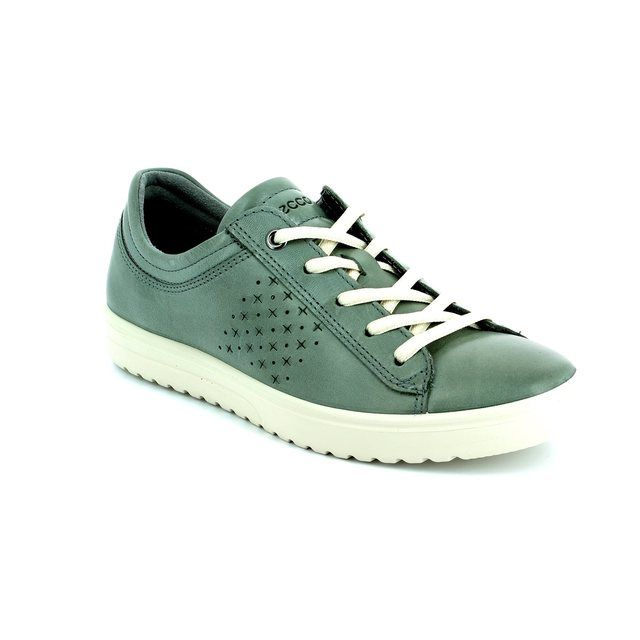 ECCO Fara 235203-02232 Grey lacing shoes