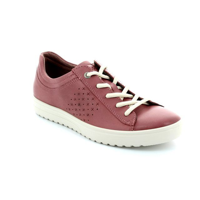 ECCO Lacing Shoes - Ruby - 235203/02236 FARA