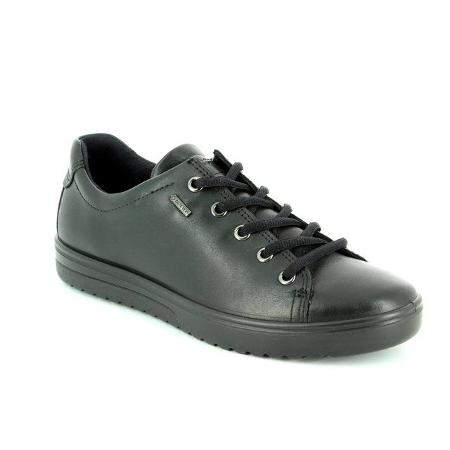 ECCO Lacing Shoes - Black - 235333/01001 FARA GORE-TEX
