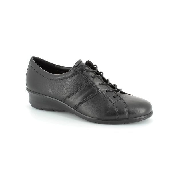 ECCO Felicabel 217073-53859 Black lacing shoes