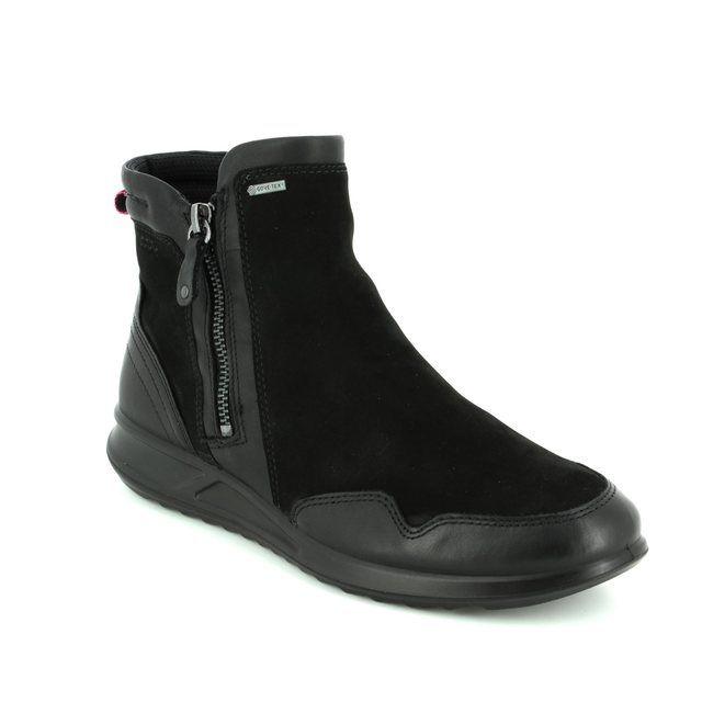 ECCO Ankle Boots - Black - 283643/51707 GENNA GORE-TEX