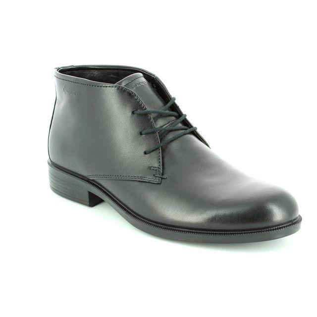 ECCO Harold Bt Gore 634554-11001 Black boots