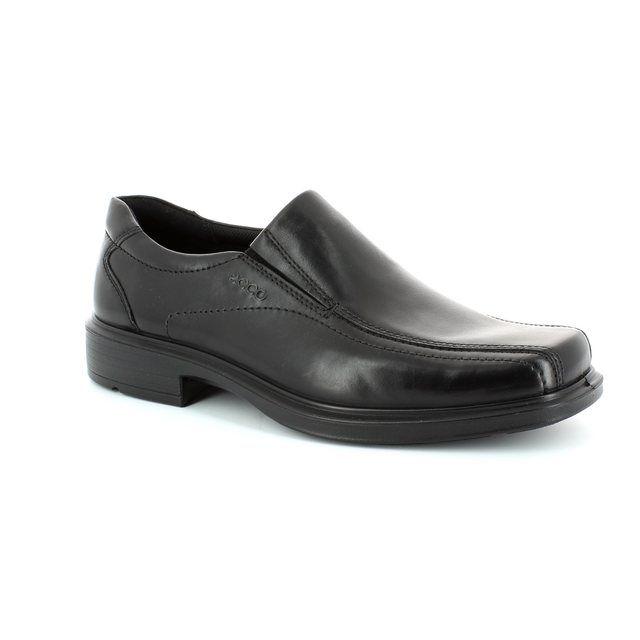 ECCO Formal Shoes - Black - 050134/00101 Helsinki Slip-on