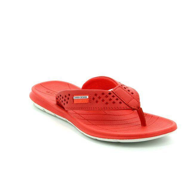 ECCO Intrinsic Tøffel Ladies 880003-01255 Coral pink sandals
