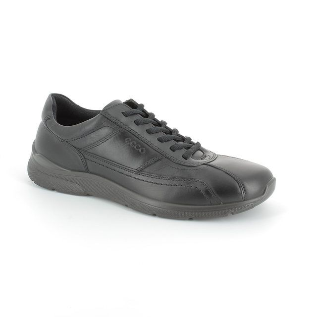 ECCO Irving 511504-02001 Black casual shoes