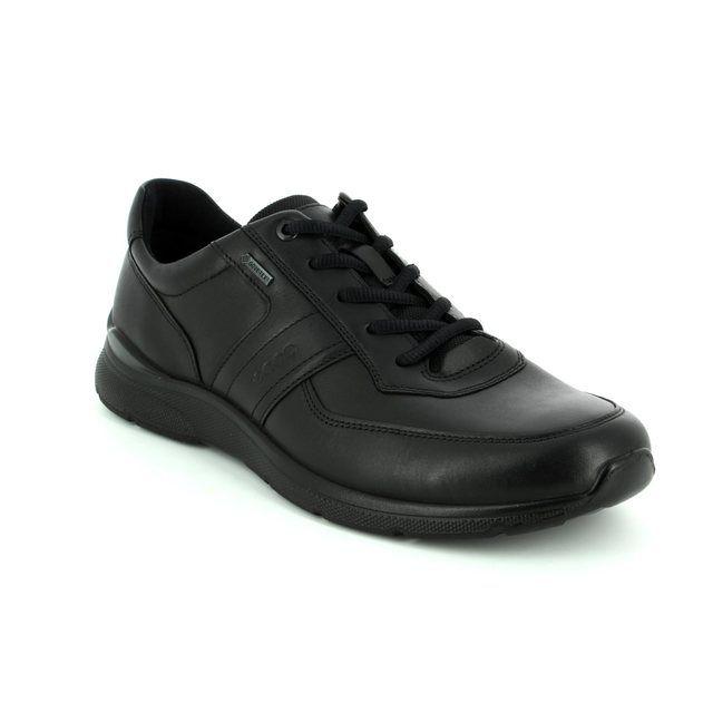 ECCO Casual Shoes - Black - 511614/01001 IRVING GORE-TEX