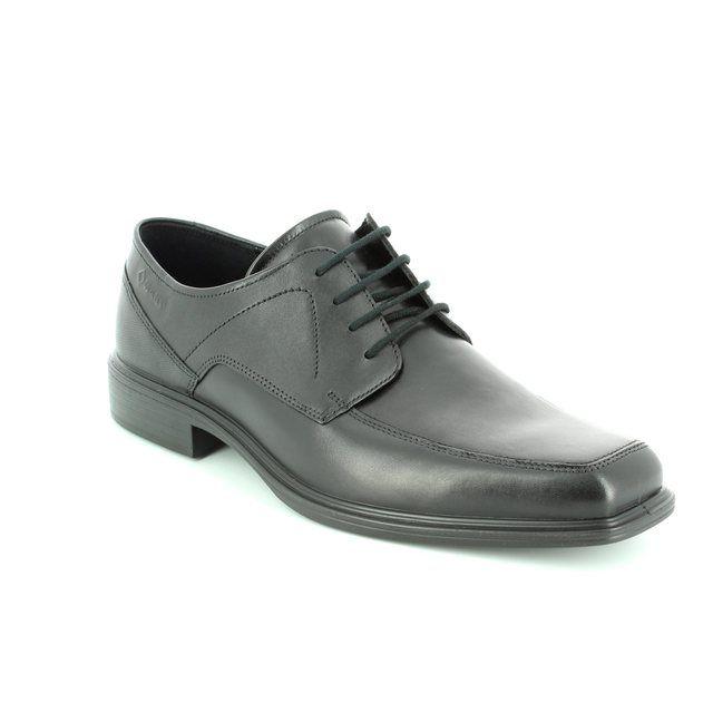 ECCO Johannesburg Gore-tex 623524-11001 Black formal shoes